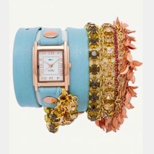 La Mer Collections Amalfi Wrap Watch